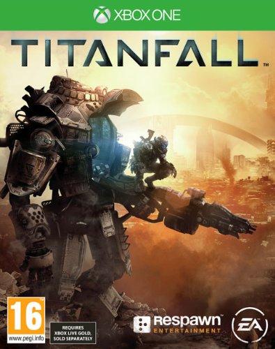 Xbox1 Titanfall (Eu)