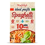 FITstyle Pasta Konjac Spaghetti de Tomate 200g | KETO FRIENDLY | Sin calorías | Saciante y para perder peso