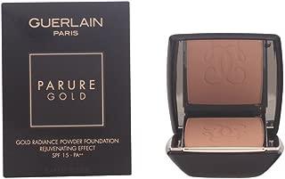 Guerlain Parure Gold Teint Poudre Lumière D Or 05 Beige Fonce