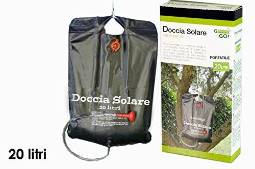 DOCCIA SOLARE C/SACCA 749607