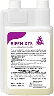 HOME-OUTDOOR Bifen XTS 25.1% Bifenthrin Oil Base Multi Use Pest Control Insecticide Concentrate 32 oz quart 753985 Garden, Lawn, Supp