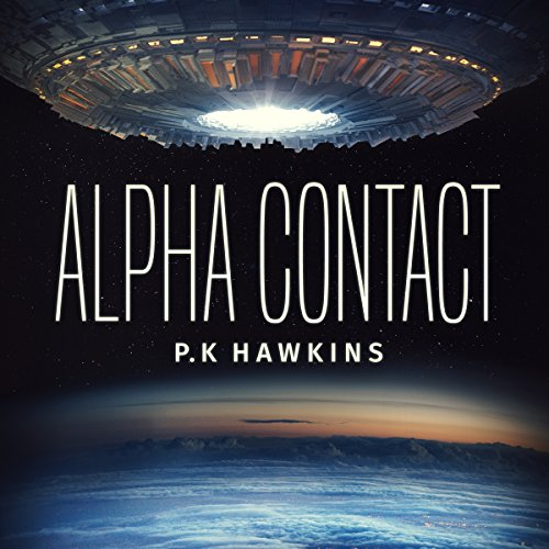 Alpha Contact audiobook cover art