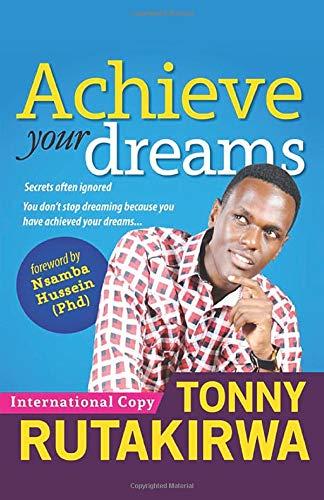 Achieve Your Dreams: Secrets often Ignored (Awaken Series - Book 4)