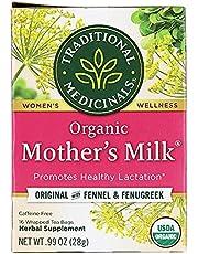 Traditional Medicinals Organic Women's Tea Mother's Milk 16 pckts