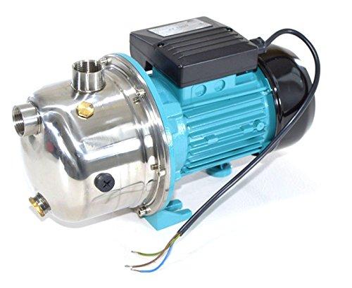 Kreiselpumpe Wasserpumpe Jetpumpe Gartenpumpe 1100 Watt 3600 L/h 5 bar