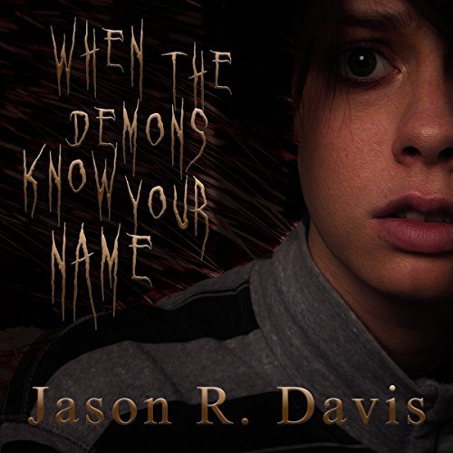When the Demons Know Your Name audiobook cover art