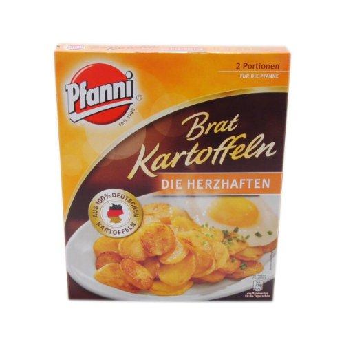 Pfanni Bratkartoffeln Die Herzhaften - 1 x 400 g