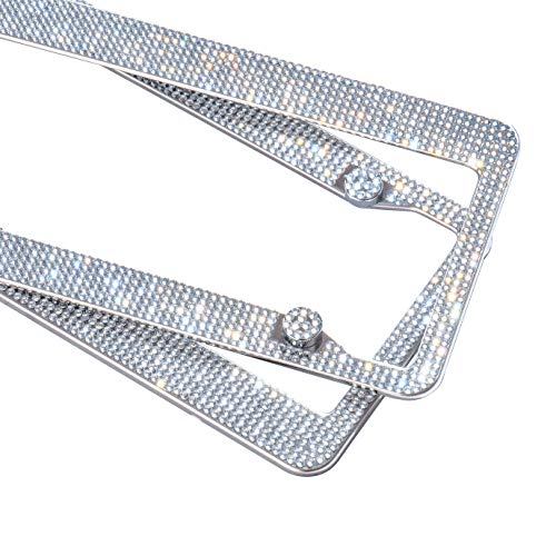 Bling License Plate Frames
