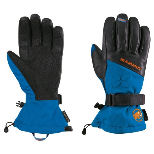 Mammut Nordwand Glove cyan/black 8