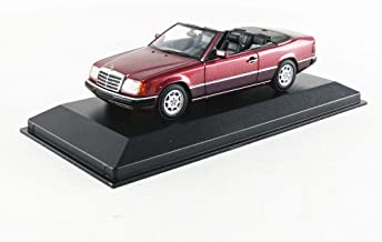 paul's model art gmbh Minichamps 940037030 - Mercedes Benz 300 CE 24 A 124 Red Metallic 1991 - Escala 1/43 - Modelo Coleccionable