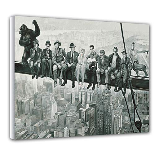 Renato Casaro Kunstdruck Shooting Break - Leinwand (60 x 40 cm)