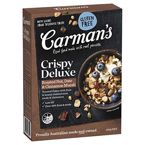 Carman's(カーマンズ)デラックスグルテンフリーミューズリー400g
