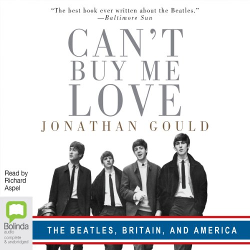 Can't Buy Me Love audiobook cover art