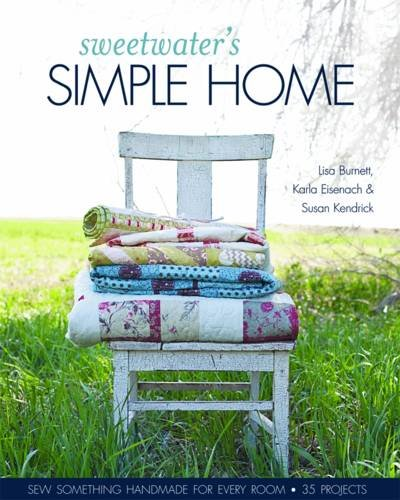 Lowest Price! Sweetwater's Simple Home: Sew Something Handmade for Every Room, 35 Projects