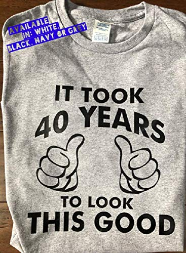 40th Birthday Shirt Forty T-shirt Birthday Shirts Birthday Shirt 40th Birthday Gift Forty Birthday The One Where I Turn Birthday Gift