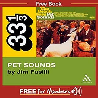 Beach Boys' Pet Sounds (33 1/3 Series) audiobook cover art