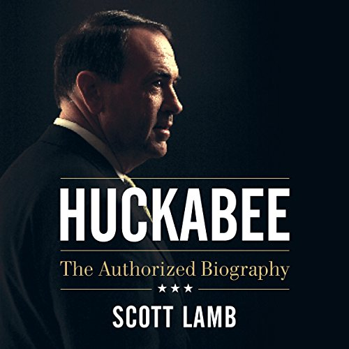 Huckabee audiobook cover art