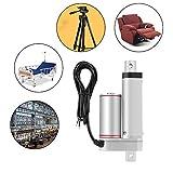24V Actuador Lineal 50mm,Máximo750N Actuador Lineal Motor Electrico Para Cama Médica Eléctrica, Sofá Eléctrico, Soporte Eléctrico, Barra De Elevación