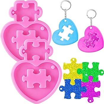 autism heart puzzle