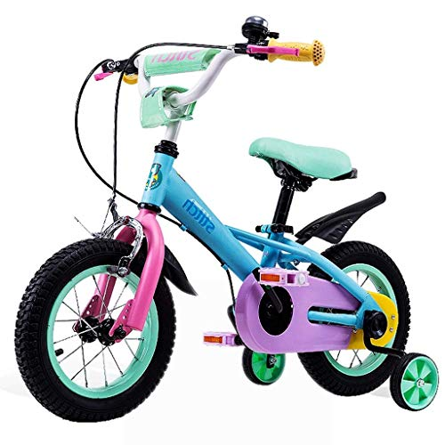 For Sale! Children's Bicycle Children's Bicycle 14 inch Stroller Bicycle Fashion Color Children's Bi...