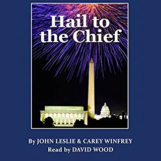 Hail to the Chief audiobook cover art