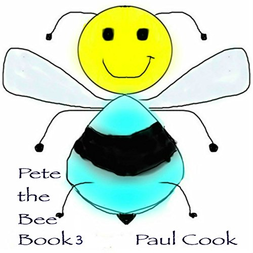 Pete the Bee, Book 3 Titelbild
