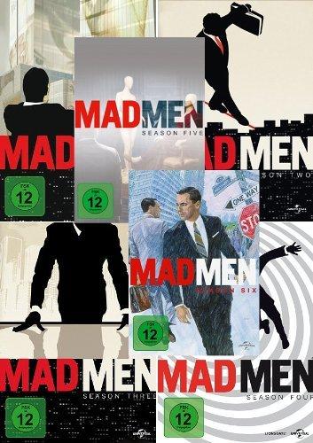 Mad Men Staffel 1-7