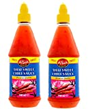 Salsa thai dulce chili (Thai Sweet Chili Sauce) pack 2 unidades de 700 ml
