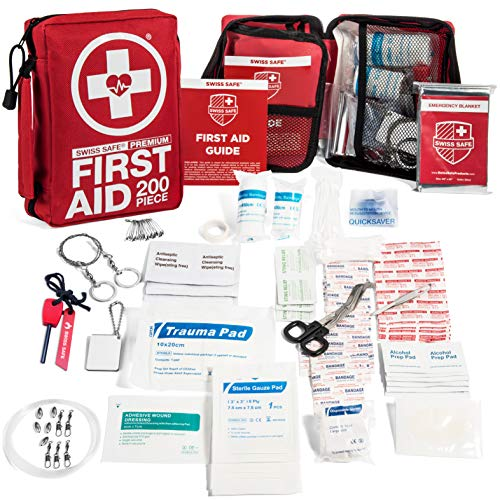 200-Piece Professional First Aid Ki…