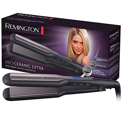 Remington Fer à Lisser, Lisseur , Plaques Flottantes XL, Tem