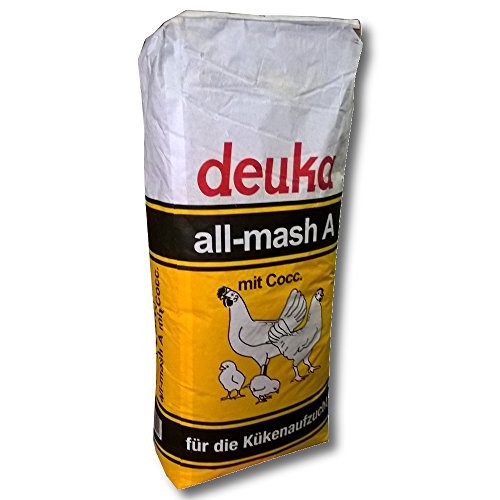 Deuka all-mash A mit Cocc.