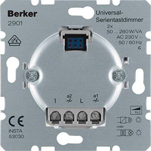 Berker Universal-Serientastdimmer 2901