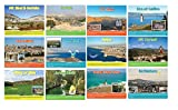 Bible Story Places –Set of 12 Posters –...