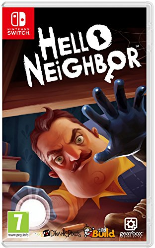 Hello Neighbor Nsw - Nintendo Switch