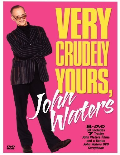 John Waters Collection (A Dirty Shame NC-17 Version / Desperate Living / Female Trouble / Hairspray / Pecker / Pink Flamingos / Polyester) by New Line Home Video by John Waters