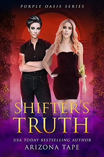 Shifter's Truth Arizona Tape Purple Oasis