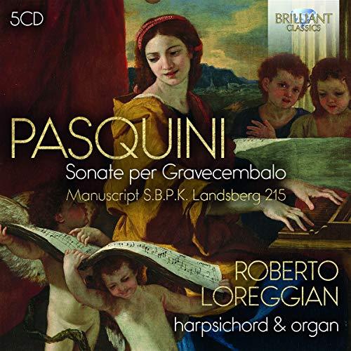 Sonate Per Gravecembalo (Ms.'S.B.P.K. Landsberg 215')