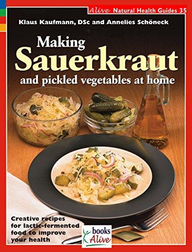 Making Sauerkraut at Home