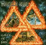 Songtexte von Manilla Road - Gates of Fire