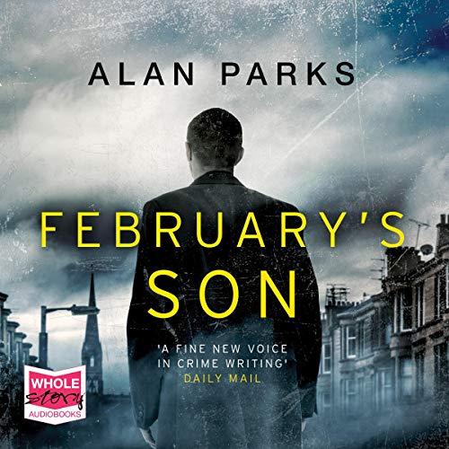 February's Son audiobook cover art