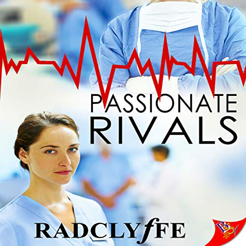 Passionate Rivals audiobook cover art