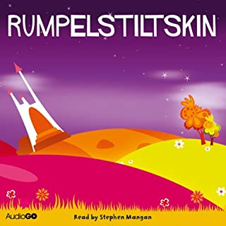 Rumpelstiltskin copertina