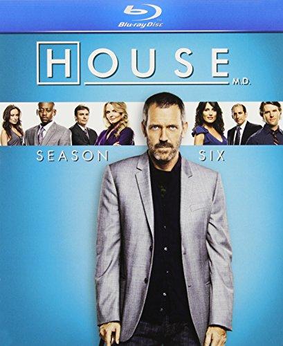 House, M.D.: Season 6 [Blu-ray]