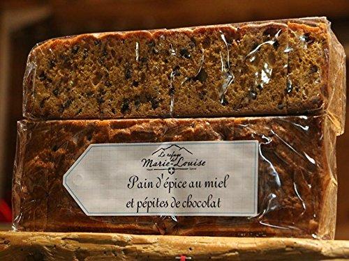 Chocoladeschilfers Honing Peperkoek – Gembercake uit Franse Alpen – 500g