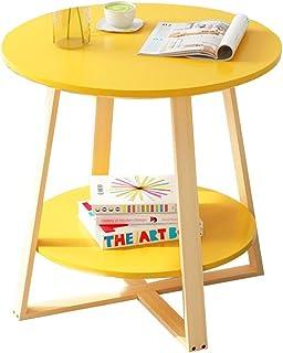 GWDJ Tavolino Casa e cucina pratico multifunzione in legno ...