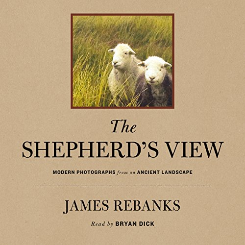 The Shepherd's View audiobook cover art