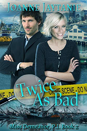 Twice As Bad by Joanne Jaytanie ebook deal