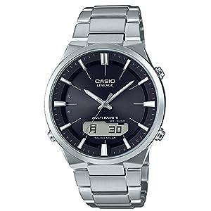 [カシオ] 腕時計 リニエージ 電波ソーラー LCW-M510D-1AJF メンズ シルバー
