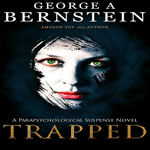 Trapped audiobook cover art