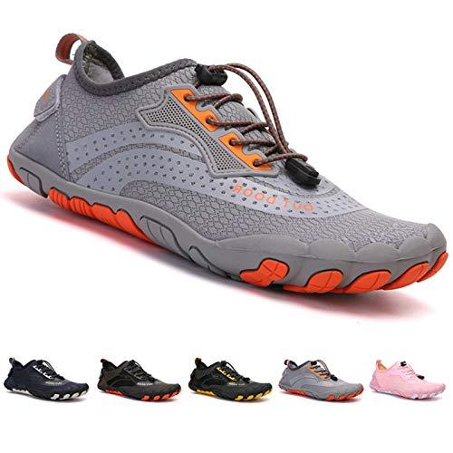 Zapatillas de Trail Running Minimalistas Zapatos Barefoot Agua Antideslizante Ligeras Natación de Secado Rápido Playa Surf Ciclismo Unisex Hombre Mujer